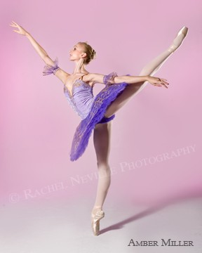 student ballet photography
