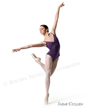 ballet student photography
