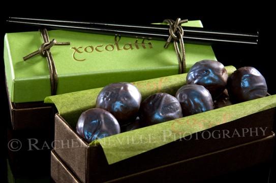 Xocolatti Chocolate Gift Box photographed by Rache Neville