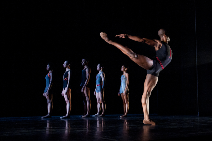 Dance Theatre of Harlem II in Donald Byrd's Contested Space, Photo by Rachel Neville