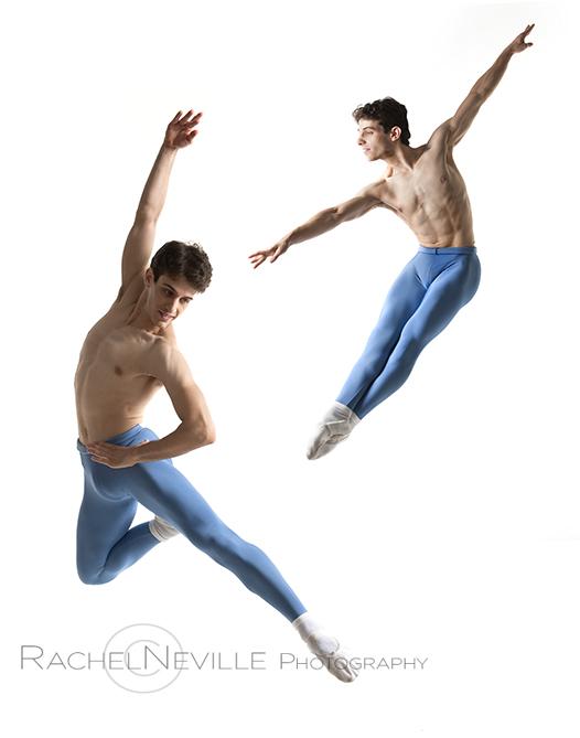 Igor Tauber Ellison Ballet Dance Audition Photos by Rachel Neville