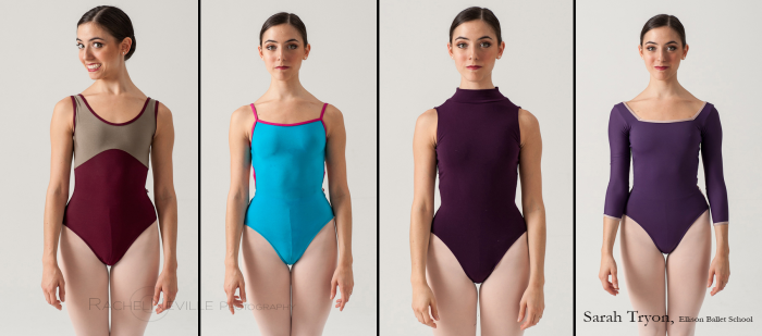 Leorard Tips for Dance Audition Photos Yumiko 3 Quarter Sleeve