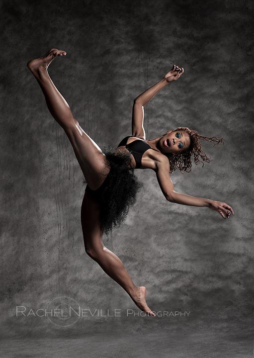 modern dancer alia Kache photo by Rachel Neville