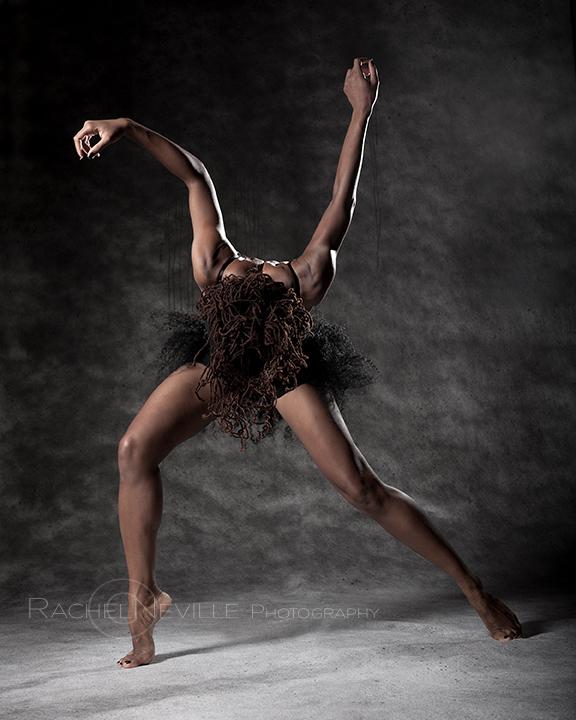 Alia Kache black background photo by Rachel Neville