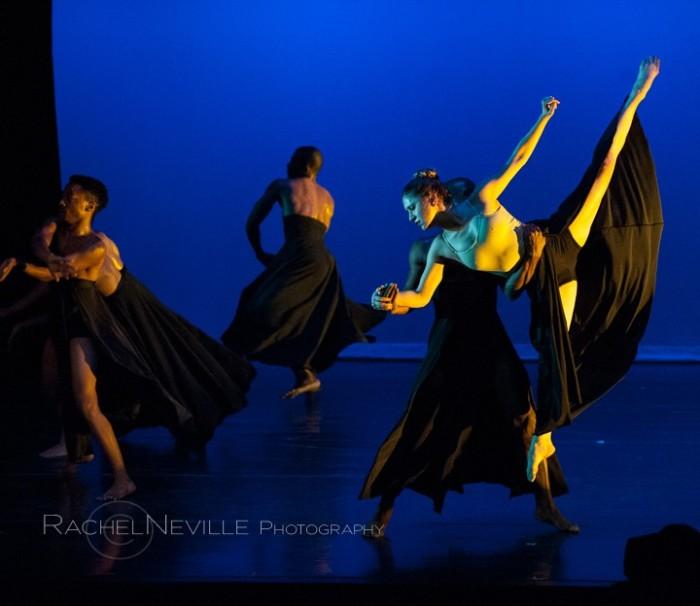 Dance Iquail NuDance Festival photo Rachel Neville