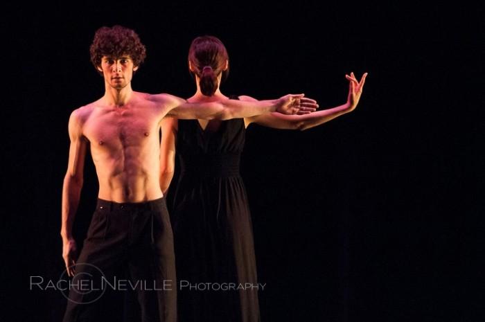Rachel Neville photographs Janusphere Dance Company at NuDance Theatre