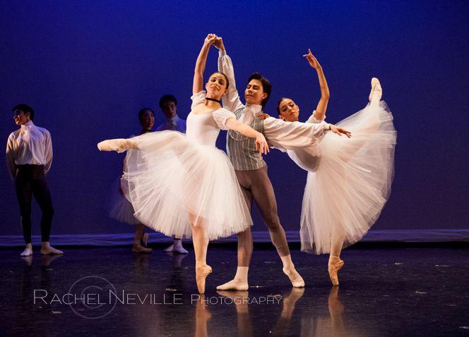 classical ballet performance photography rachel neville