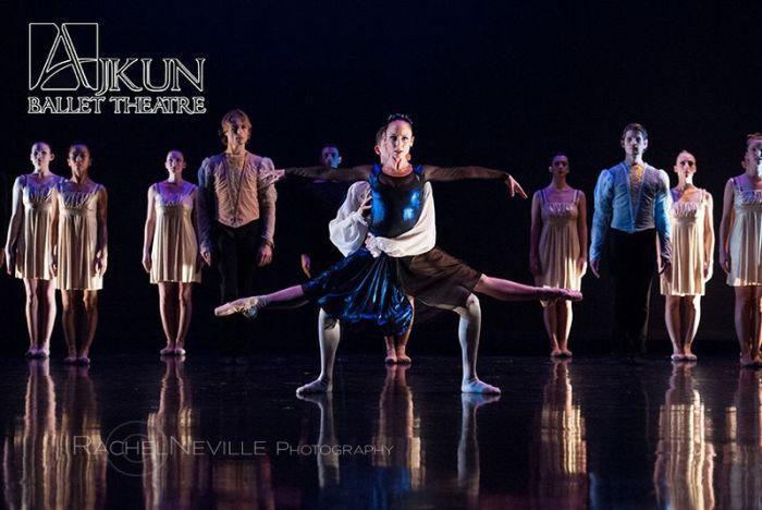 rachel neville ballet performance live photography