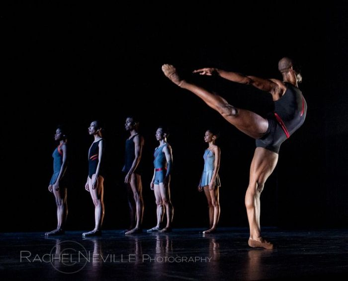 NYC dance photographer Rachel Neville Dance Theatre of Harlem