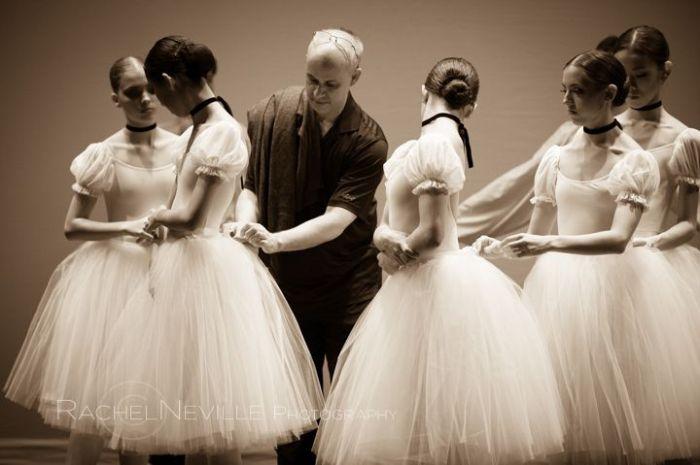 Ellison Ballet Rachel Neville Photography