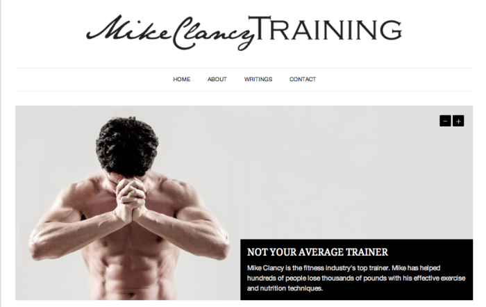 personal trainer fitness photographer rachel neville for mike clancy training