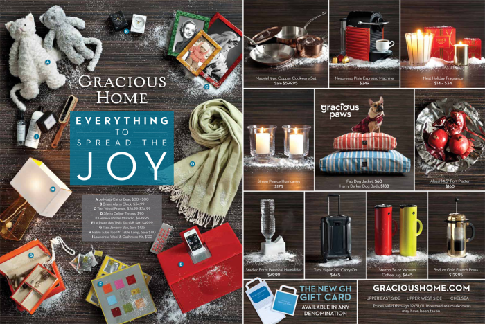 Rachel Neville photography for Gracious Home in New York Magazine