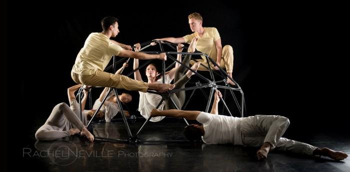 Janusphere Dance Company KinderPlatz ensemble photograph by nyc dance photographer Rachel Neville