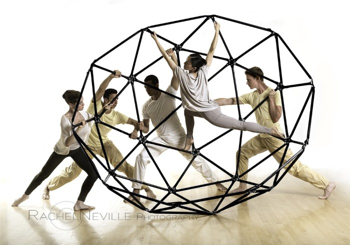 janusphere dancers jungle gym white background photo dance photographer rachel neville nyc