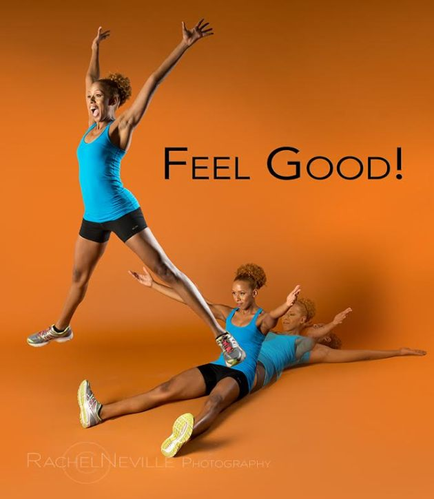 feel good fitness rachel neville