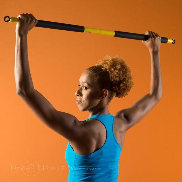fitness pics back