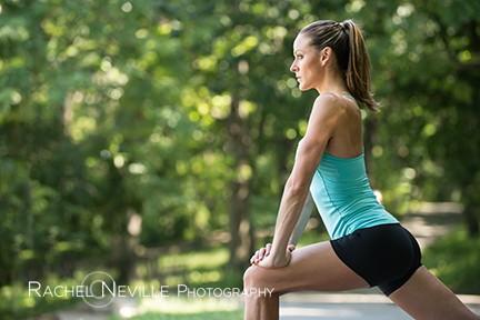 rachel neville fitness photos central park