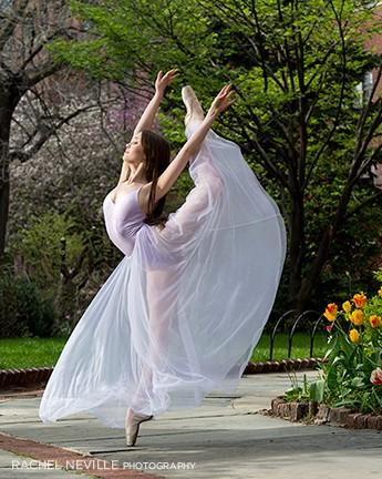 spring outdoor photos nyc ballet