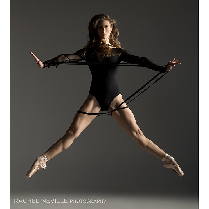 nyc dance photographer rachel neville photo shoot contest instagram