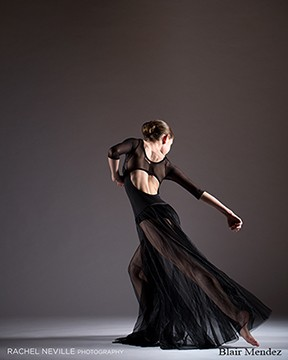 dancer photo rachel neville