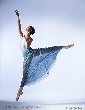 dancer photo rachel neville