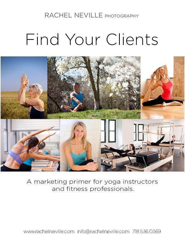 Rachel Neville Fitness Photographer Fitness Marketing Guide