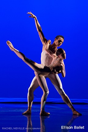 pas de deux performance photography rachel neville new york