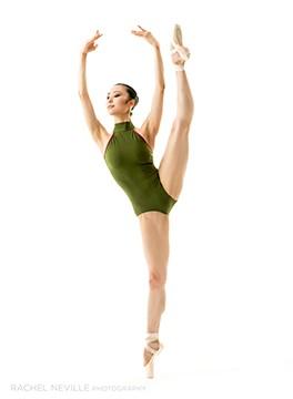 modern leotard classic ballet photo pointe