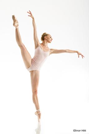 spaghetti strap leotard blush pink ballet pink rachel neville nyc dance photographer