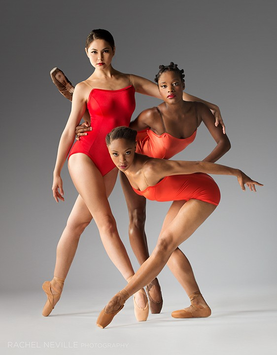 Dance Theater of Harlem DTH Rachel Neville Photographer lessons learned from Misty Copeland