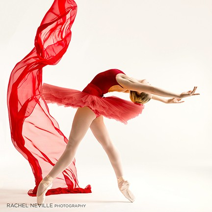 red color and texture for dance photography rachel neville