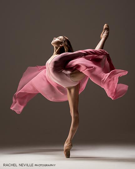 dance photographer Rachel Neville photos for dance marketing and auditions