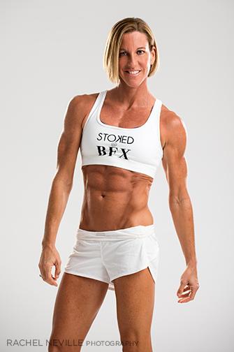 Kira Stokes BFX fitness Rachel Neville photographer