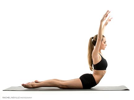 yoga fitness photo Gianna Caridi image Rachel Neville NYC
