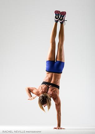 Rachel Neville fitness studio Kira Stokes upd
