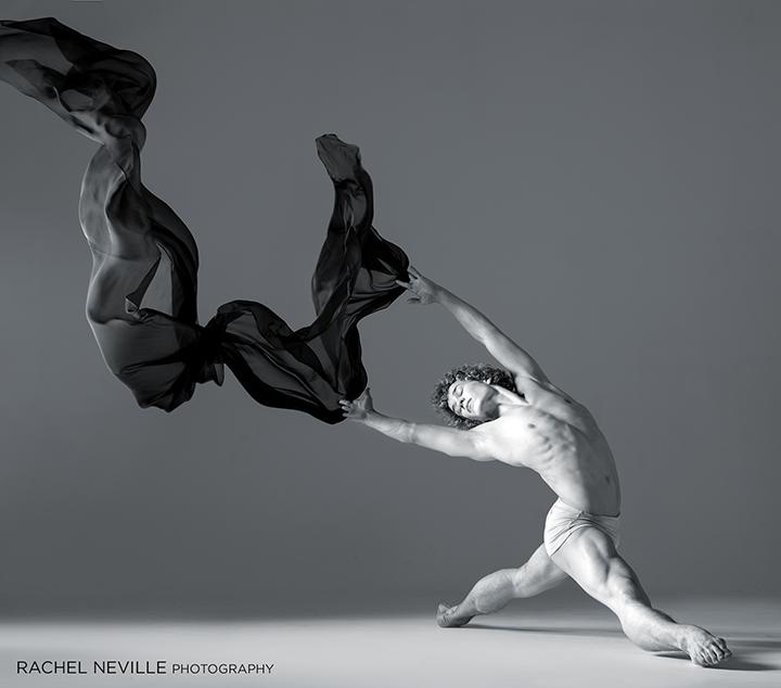 LIC photography studio dance  photographer Rachel Neville