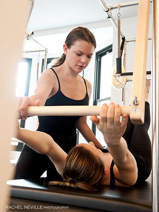 rachel neville fitness body language experiment
