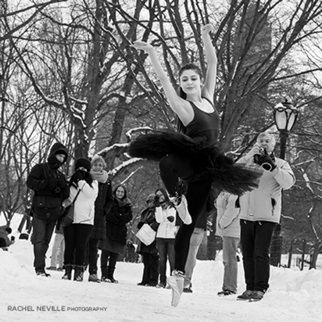 black white snow photos street lamo central park