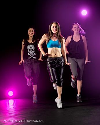 Dance Cardio Plus Elizabeth Thuvanuti