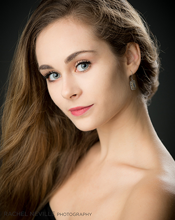 Jackie Bologna New York City Ballet headshot Rachel Neville dance photographer