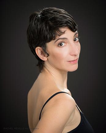 Nadege Hottier Artistic Director Premiere Division Rachel Neville photo