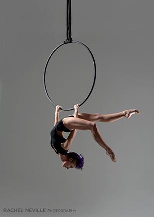 hoop aerial dance marketing