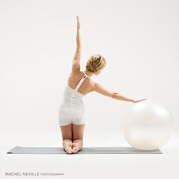 pilates photos Rachel Neville