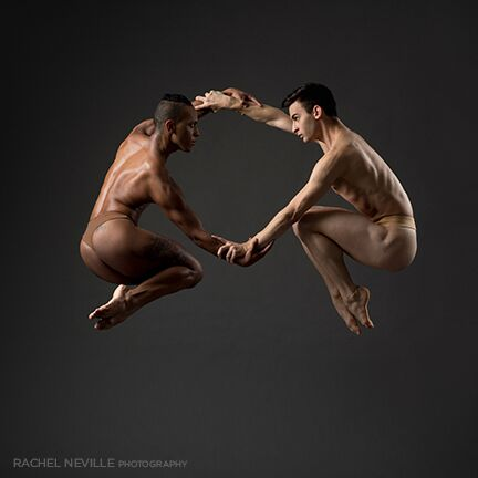 men dancing circle shape eryc taylor dance company photographer rachel neville nyc
