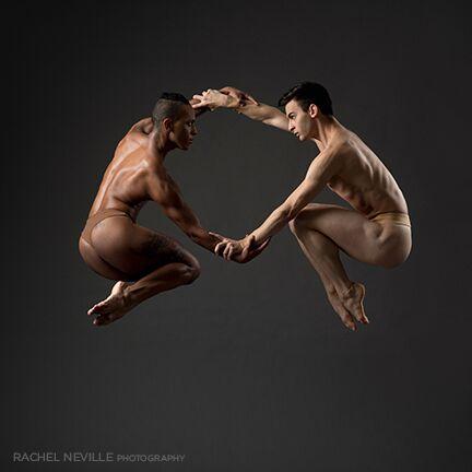 men dancing circle shape eryc taylor dance company photographer rachel neville nyc