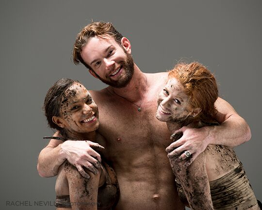 rachel neville nyc dance photographer dancers mud