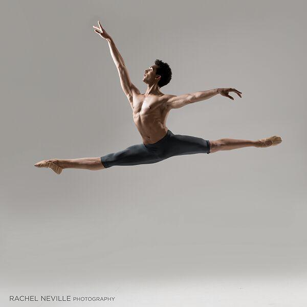 leap dancer male photo rachel neville nyc