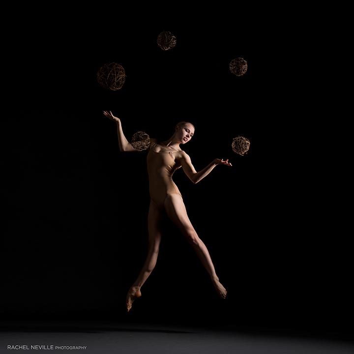 conceptual dance audition photo Rachel Neivlle