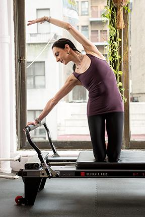 fitness photo rachel neville pilates