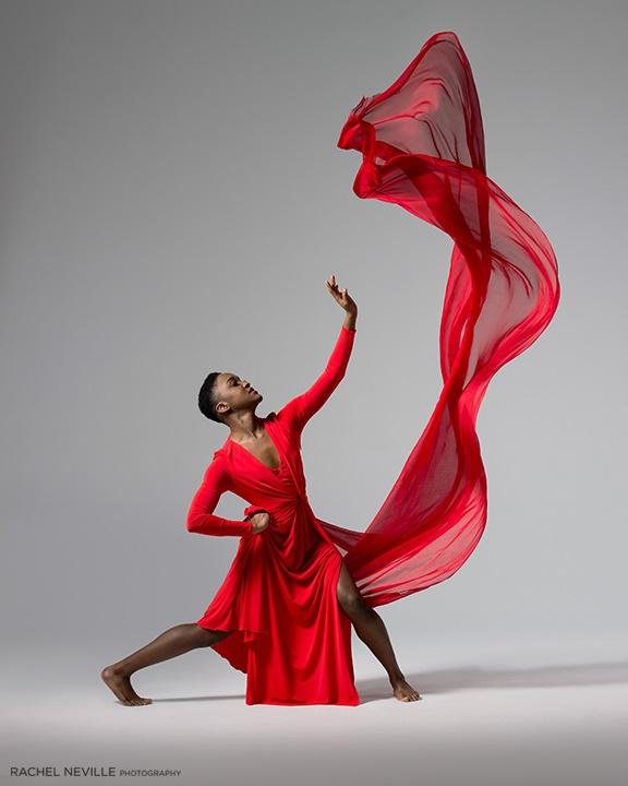 rachel neville photography exhibit dancer joy marie thompson